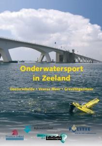 "Brochure ""Onderwatersport in Zeeland"""