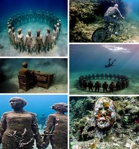 Ciment sous marin